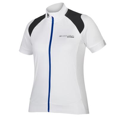 Wms Hyperon S/S Jersey  White