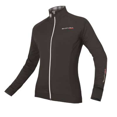 Wms FS260-Pro Jetstream L/S Jersey Black