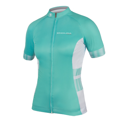 Wms Pro SL Lite S/S Jersey Turquoise