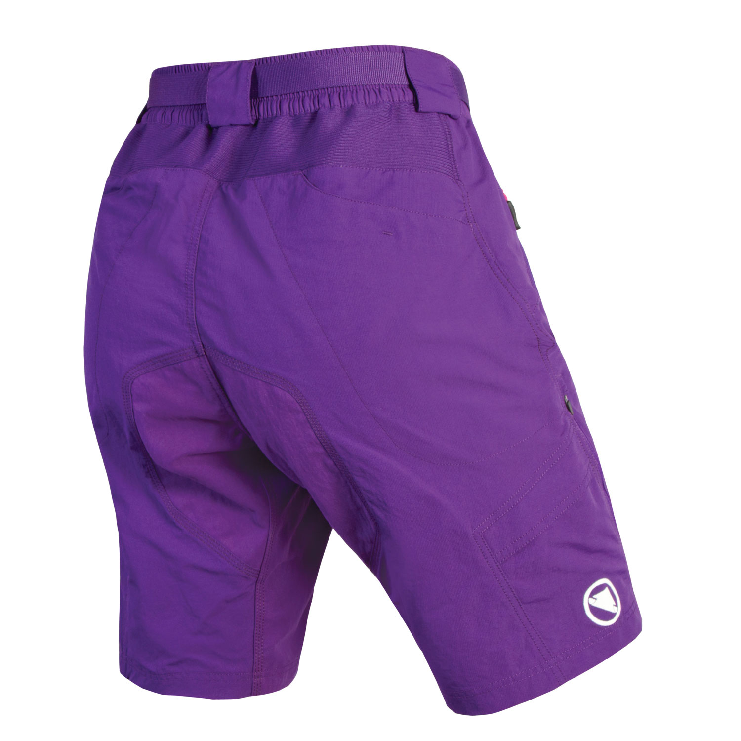 Women's Hummvee Short II Purple