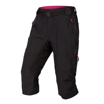 Women's Hummvee 3/4 II with liner Black