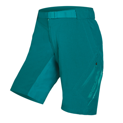 Women's Hummvee Lite Short II with liner Teal