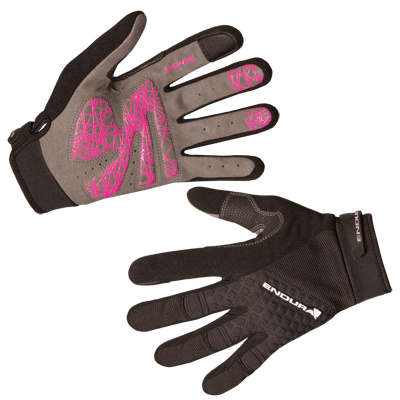 Wms Hummvee Plus Glove Black