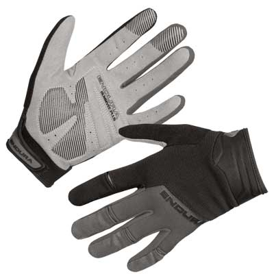 Wms Hummvee Plus Bike Glove II  Black