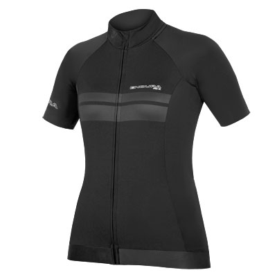 Wms Pro SL S/S Jersey Black