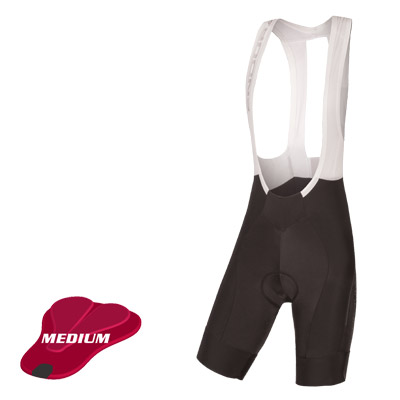 Women's Pro SL Bib Short DropSeat (medium-pad) Black