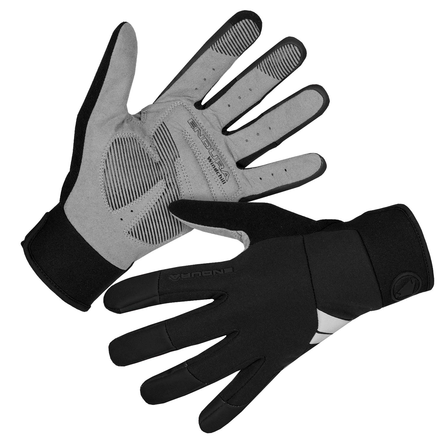 Wms Windchill Glove Black