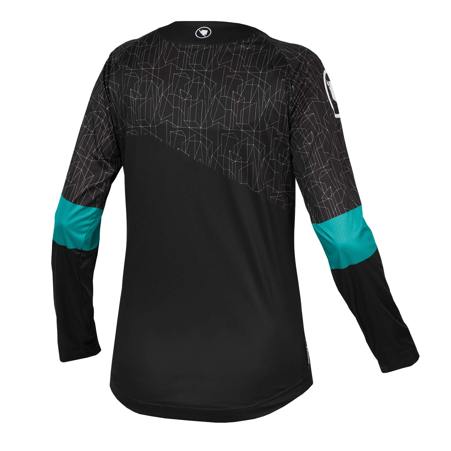 Wms MT500 L/S Print T II - LTD Black
