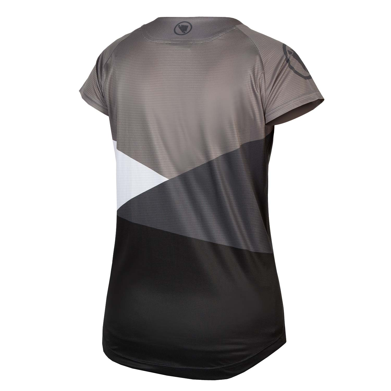Wms SingleTrack Core Print T Black