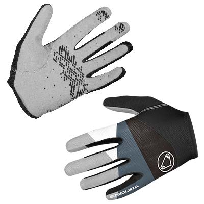 Wms Hummvee Lite Glove II Black