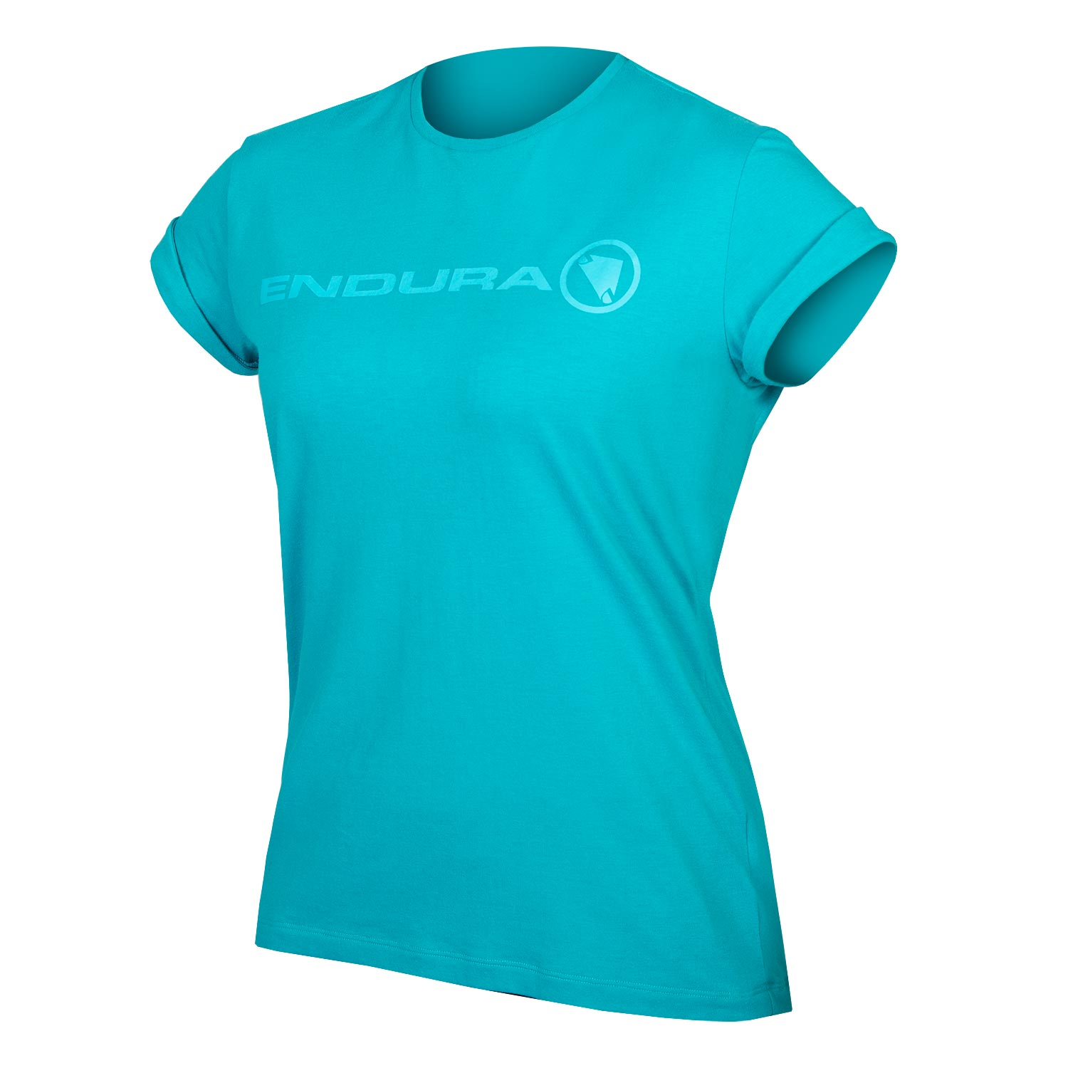 Women's One Clan Light T Pacific Blue