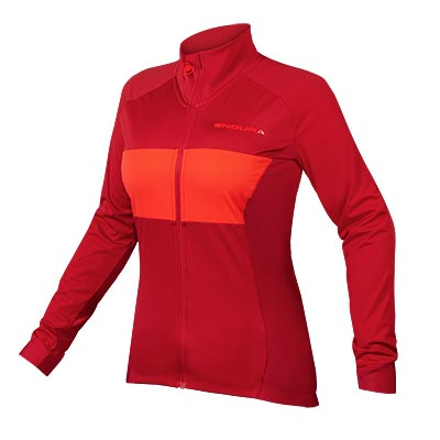 Women's FS260-Pro Jetstream L/S Jersey II
