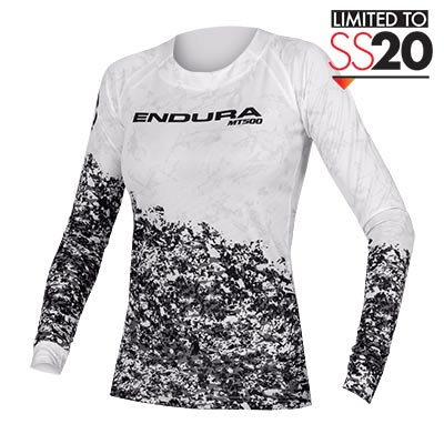 Women's MT500 Marble L/S Jersey LTD