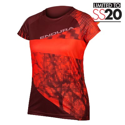 Women's SingleTrack Dots T LTD