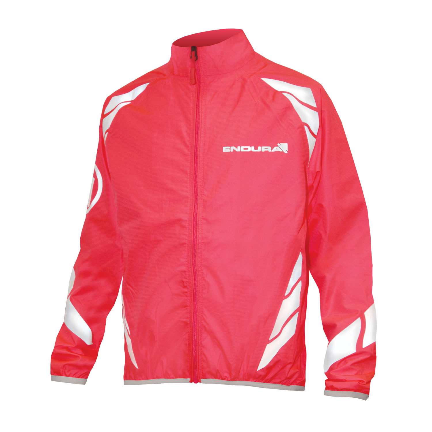 Kids Luminite Jacket Hi-Viz Pink