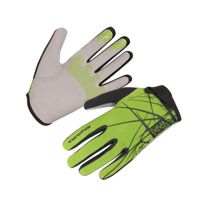 Kids Hummvee Glove Black