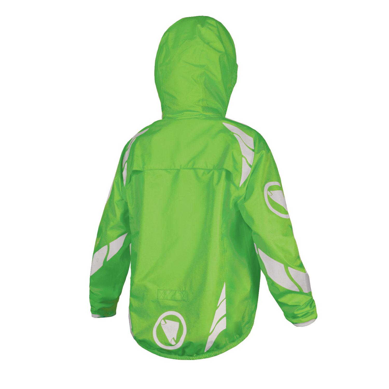 Kids Luminite Jacket II back
