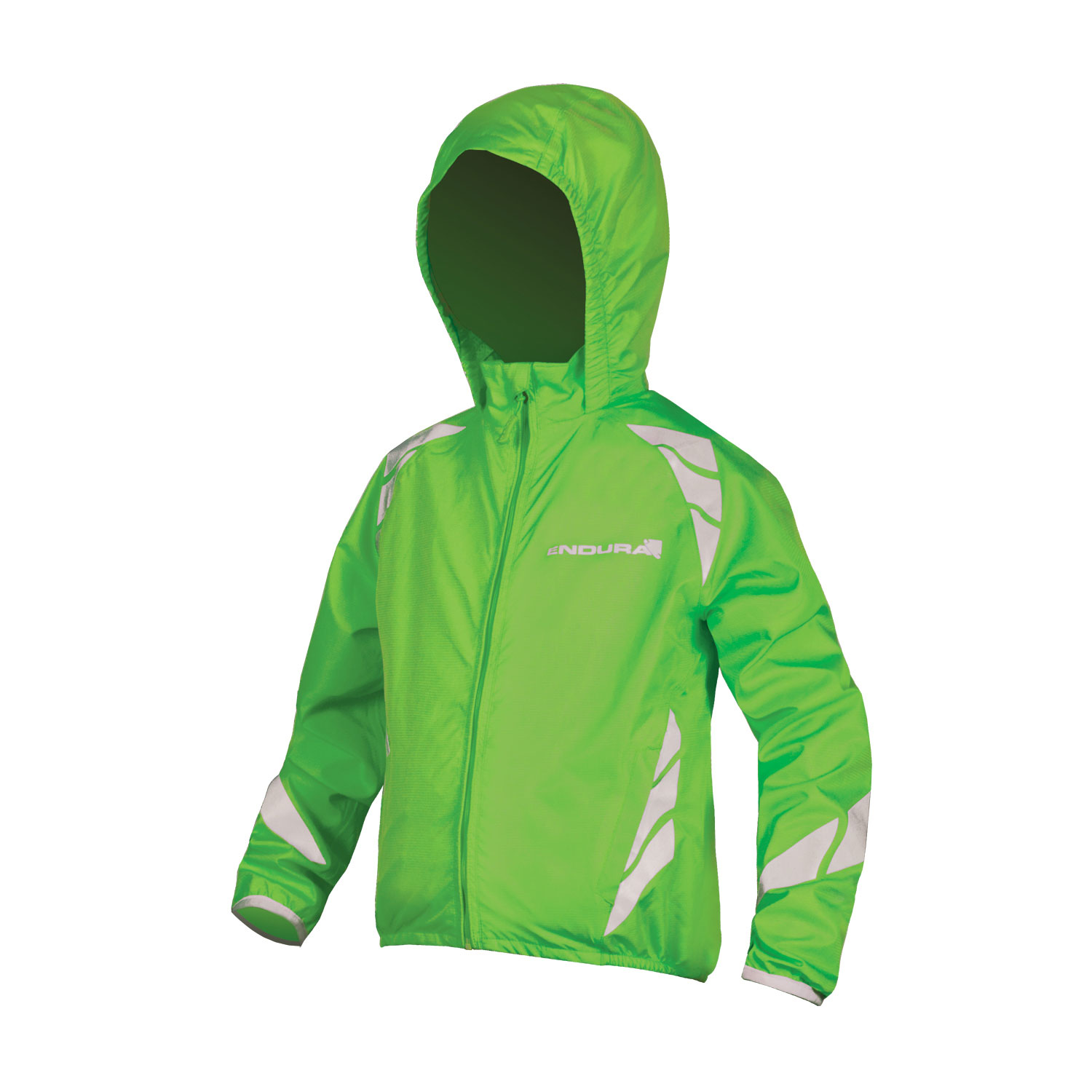 Kids Luminite Jacket II Hi-Viz Green