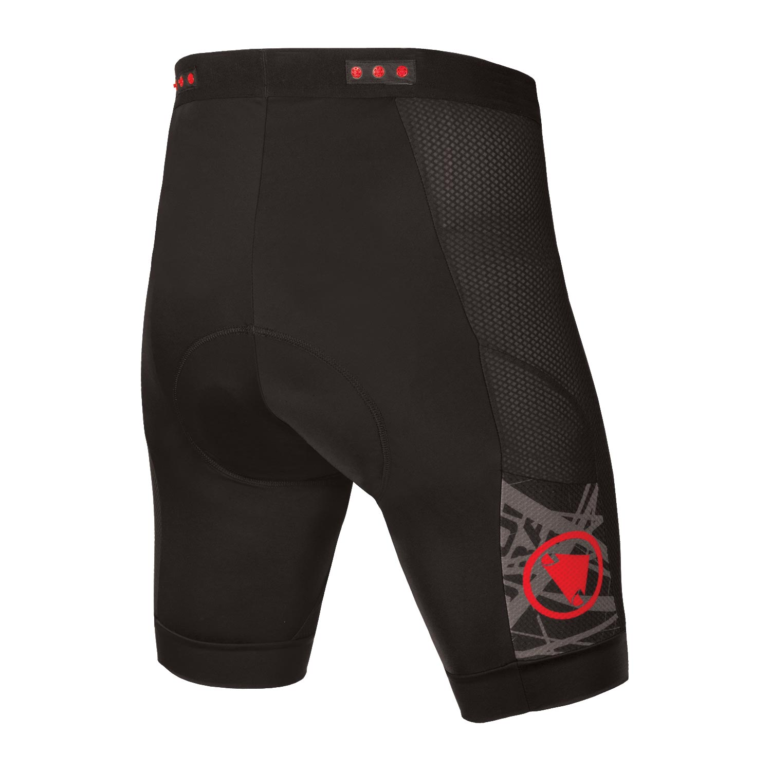 SingleTrack Liner Short Black