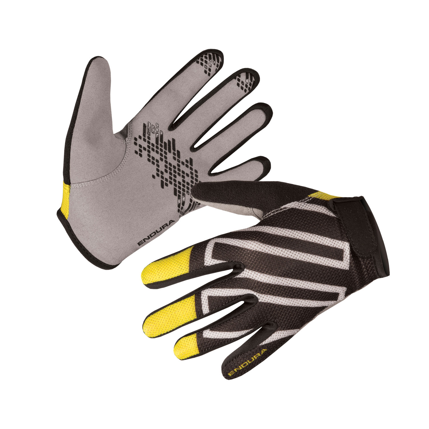 Kids Hummvee Glove II Black