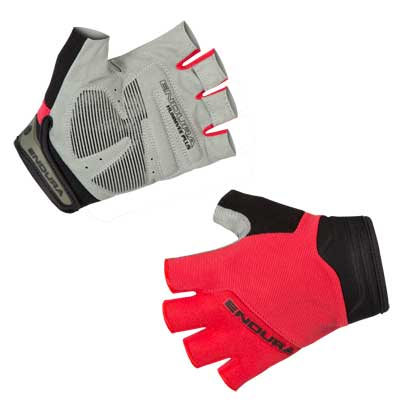 Kids Hummvee Plus Mitt Red