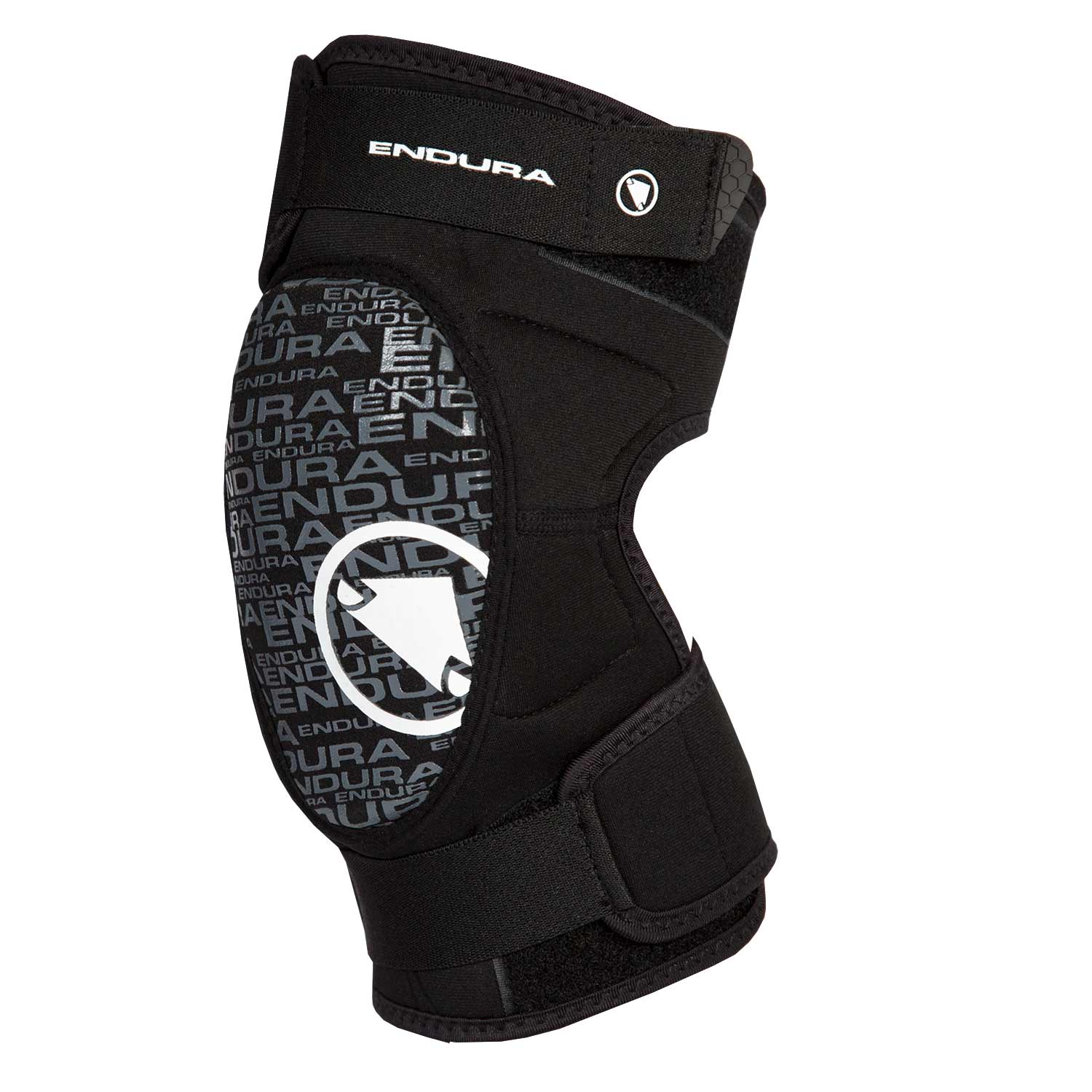 SingleTrack Youth Knee Protector Black