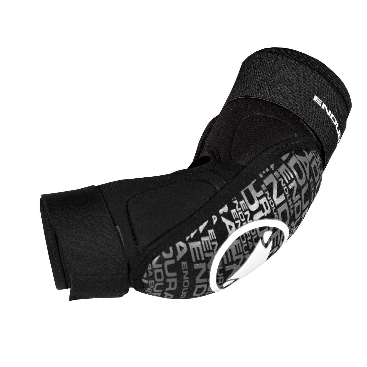 SingleTrack Youth Elbow Protector Black