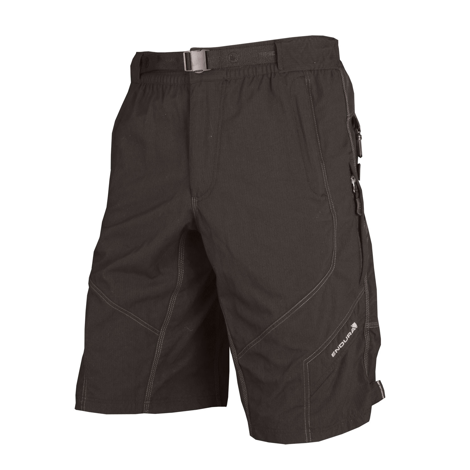 Hummvee Short Black/None