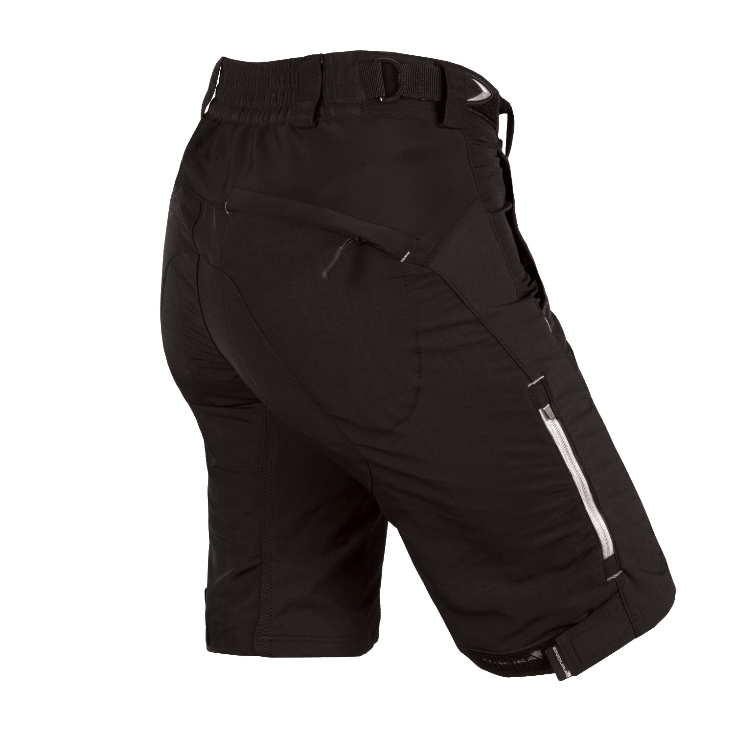 Wms SingleTrack II Short Black
