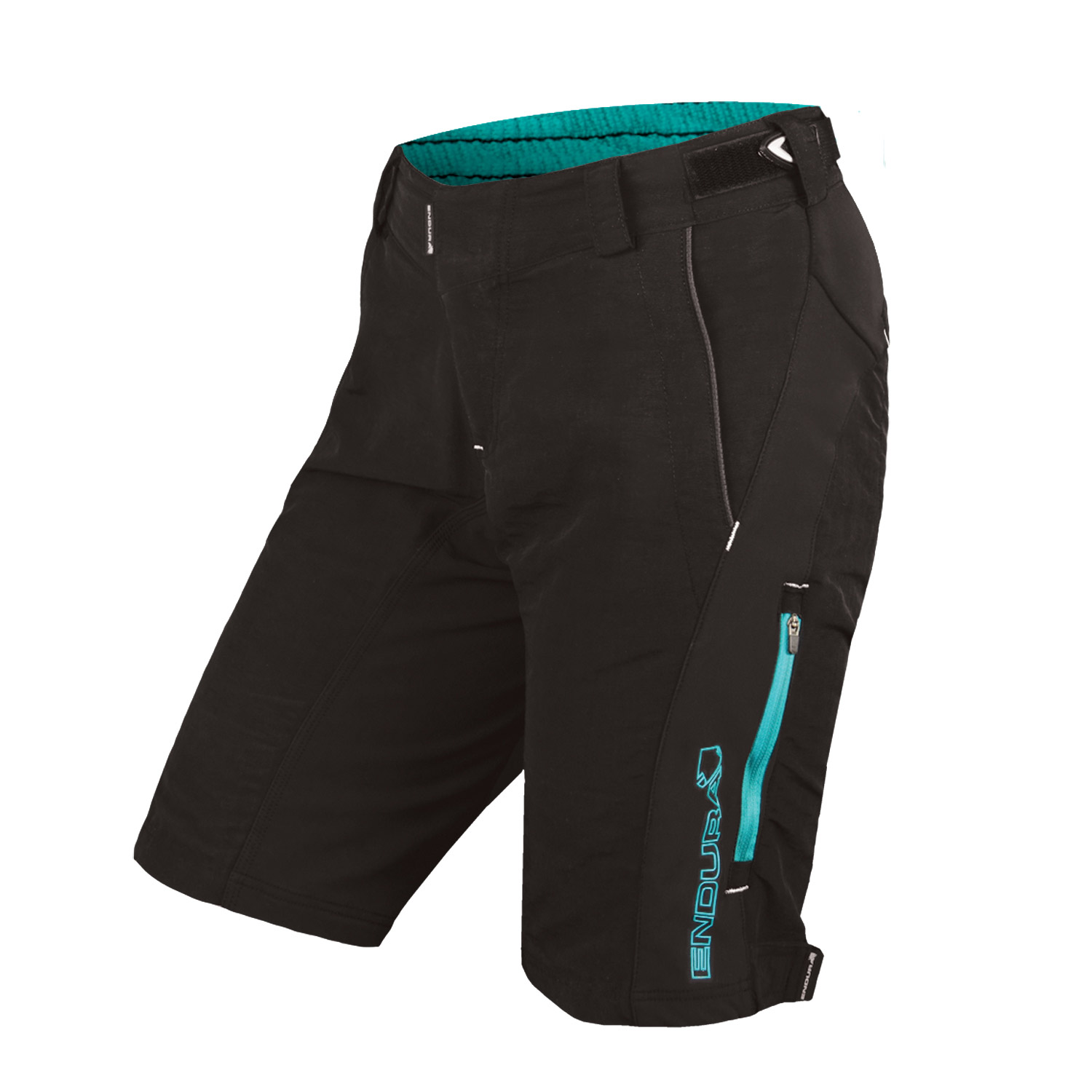 Wms SingleTrack II Short Teal