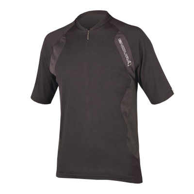 SingleTrack Lite S/S Jersey Black