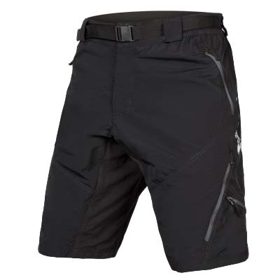 Hummvee Short II with liner Black