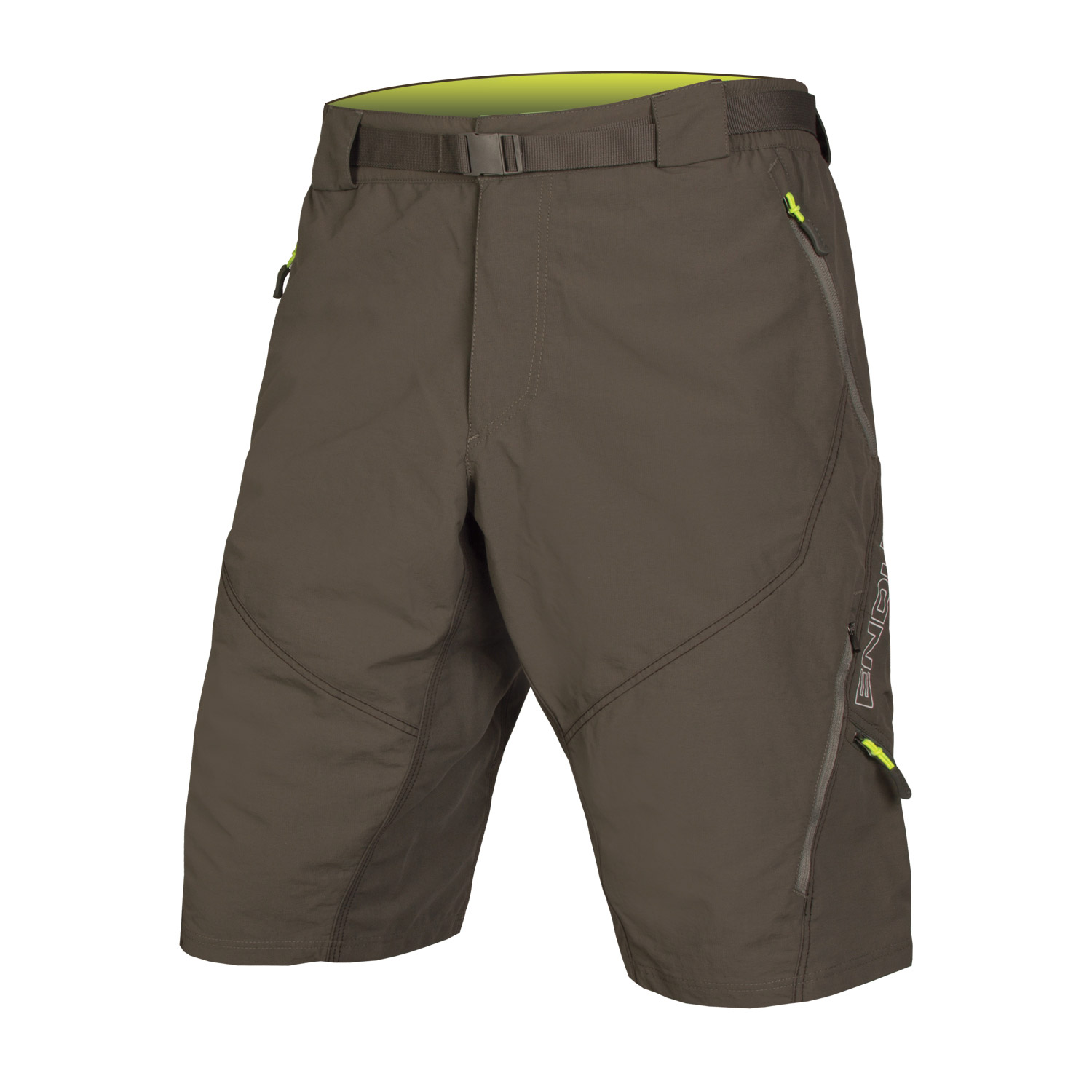 Hummvee Short II with liner Khaki