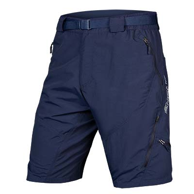 Hummvee Short II with liner Navy