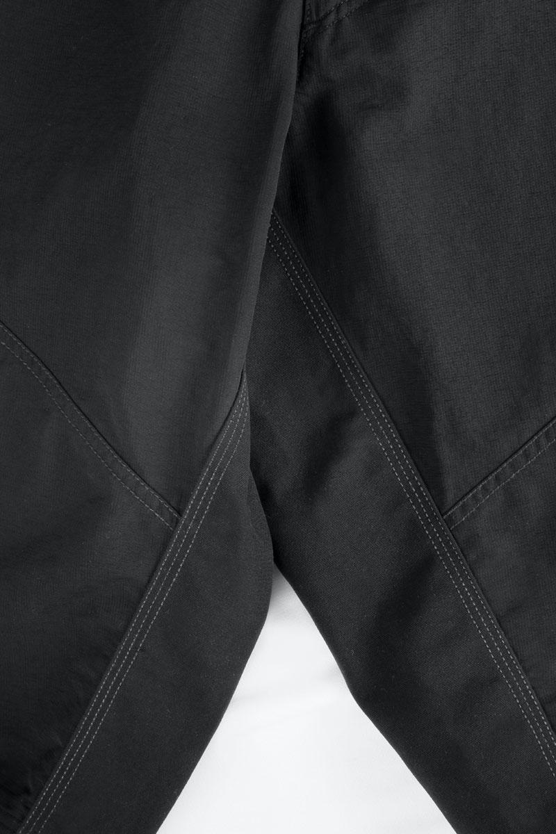 Durable Nylon mini-ripstop fabric with DWR finish