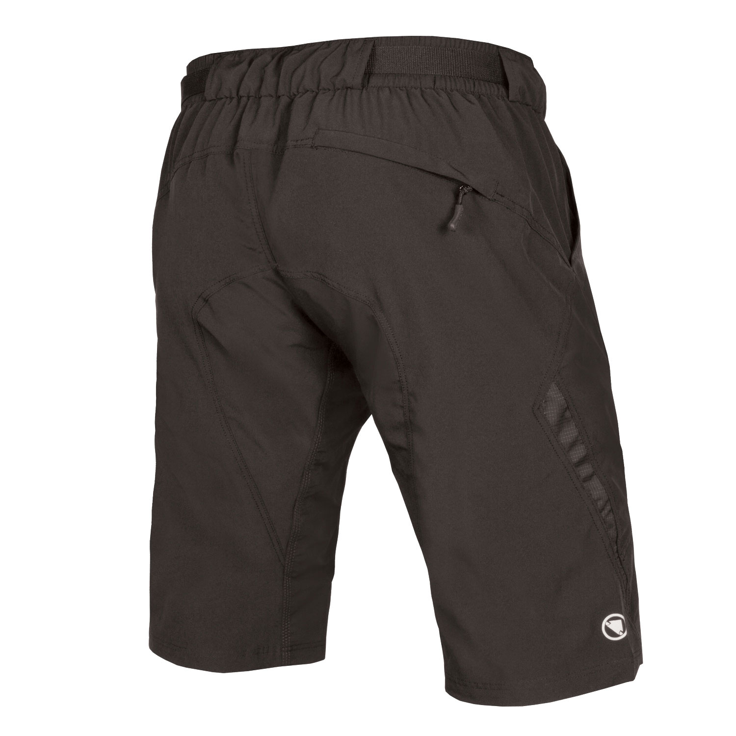 Hummvee Lite Short II with liner Black
