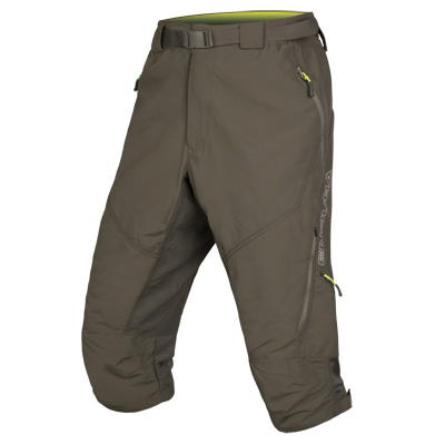 Hummvee 3/4 Short II with liner Khaki