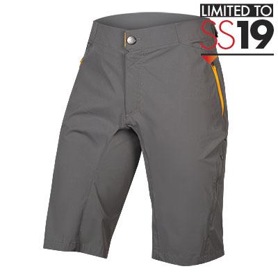 SingleTrack Lite Short II Pewter Grey