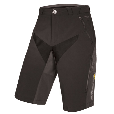 MT500 Spray Baggy Short II Black