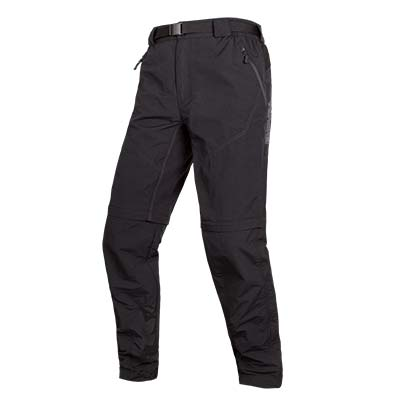 Hummvee Zip-Off Trouser II Black
