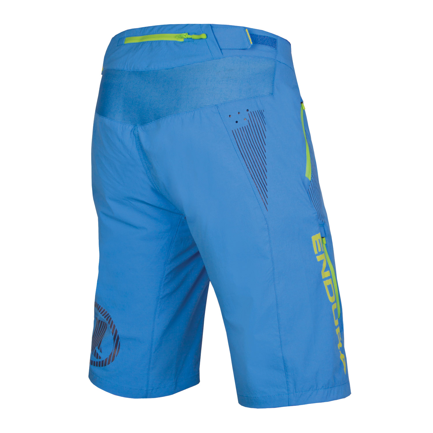 SingleTrack Lite Short II with Liner back