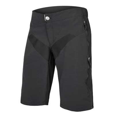 SingleTrack Short Black