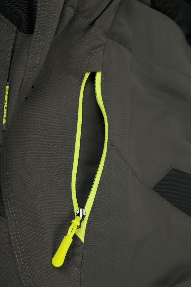 Front hand pockets
