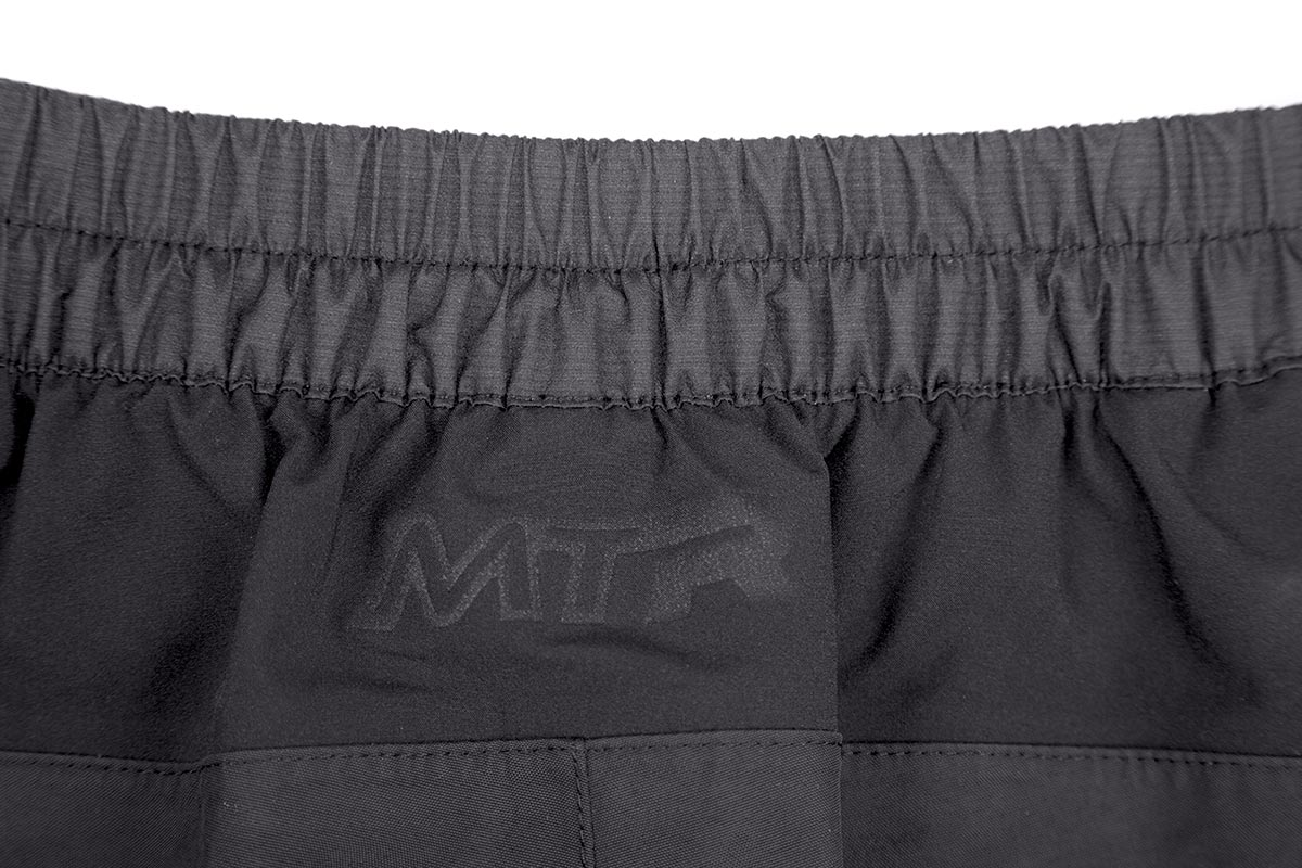 Elasticated waistband with wicking inner lining