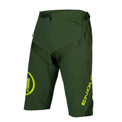 MT500 Burner Short II Forest Green
