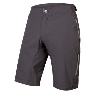 Singletrack Lite Short Short Anthracite