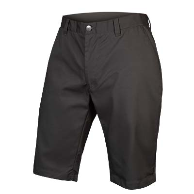 Hummvee Chino Short with Liner Short Grey
