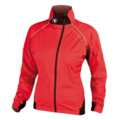 Wms Helium Jacket Red
