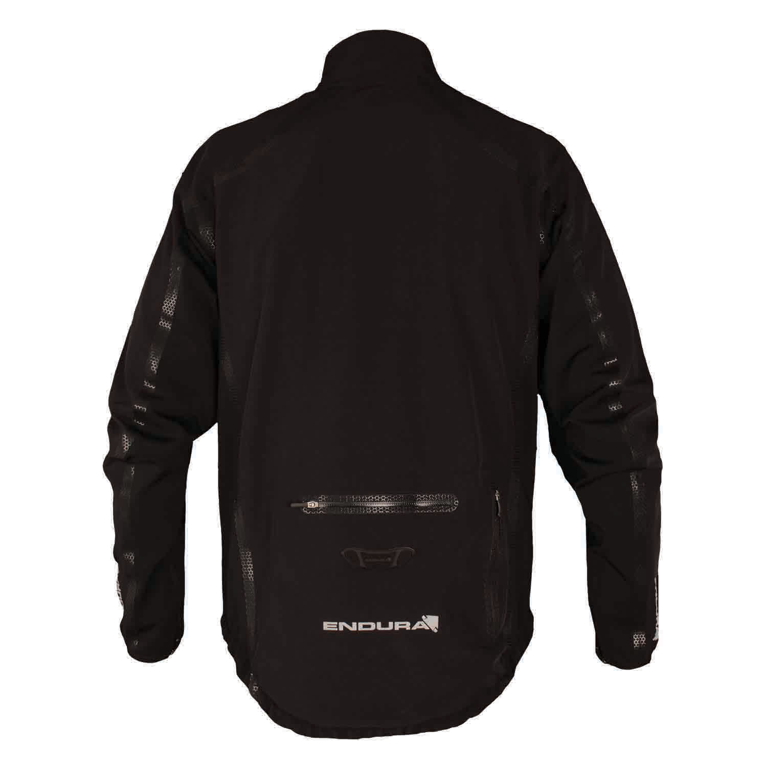 Stealth II Waterproof Jacket Black