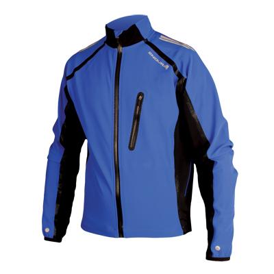 Stealth II Waterproof Jacket Blue
